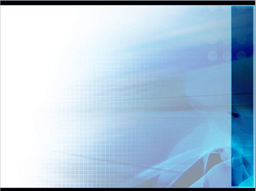 Голубой фон для презентации фон Рамка (шаблон)