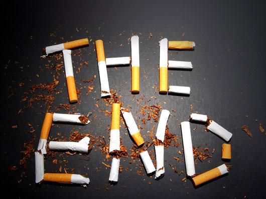 Шаблон PowerPoint. Сигареты