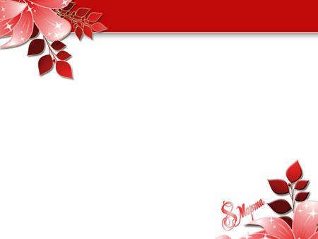 Бесплатный шаблон PowerPoint к 8 Марта