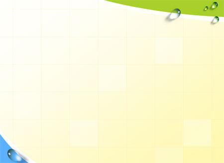 Абстрактный анимированный шаблон