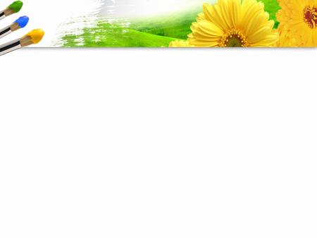 Бесплатный шаблон для презентаций о природе