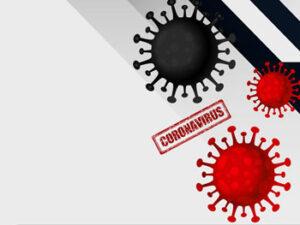 Коронавирус. Шаблон PowerPoint