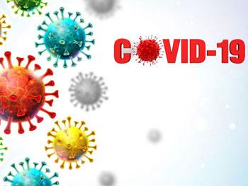 COVID-19. Шаблон для презентаций по медицине