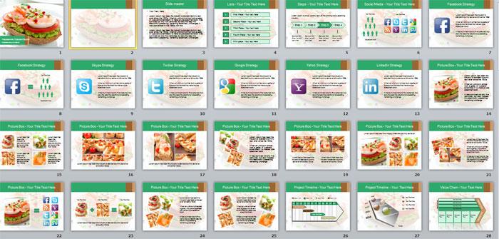 1Слайды с инфографикой и фото