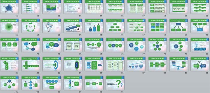 3 Слайды с инфографикой
