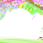 Волшебный мир детства. шаблон для детских презентаций
