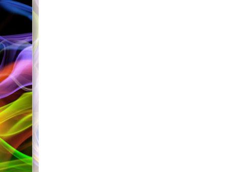 Бесплатный абстрактный шаблон. Внутренний слайд