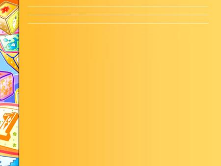 Оранжевый мастер слайд