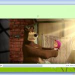 Вставка видео на слайд презентации