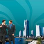 B2B - шаблон для бизнес-презентаций