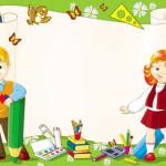 Детские фон для презентаций