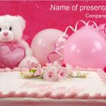 Шаблон PowerPoint Happy Birthday